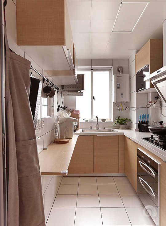 厨房客厅花架移门图片