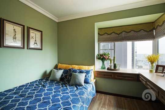 背景墻 房間 家居 設計 臥室 臥室裝修 現代 裝修 540_360